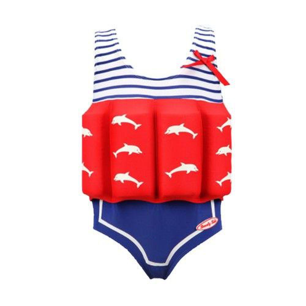 德國 BeverlyKids - 浮力泳衣-三角褲版-MARLENE 馬琳