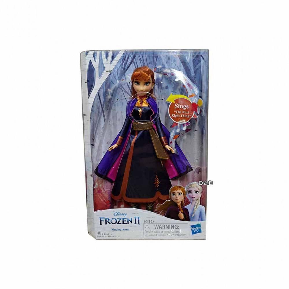 Disney 迪士尼 - 《 Disney 迪士尼 公主 》冰雪奇緣2歡唱公主組-安娜