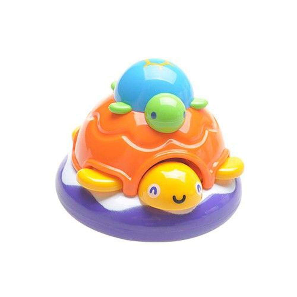 日本 Toyroyal 樂雅 - 洗澡玩具-小烏龜-1.5歲以上