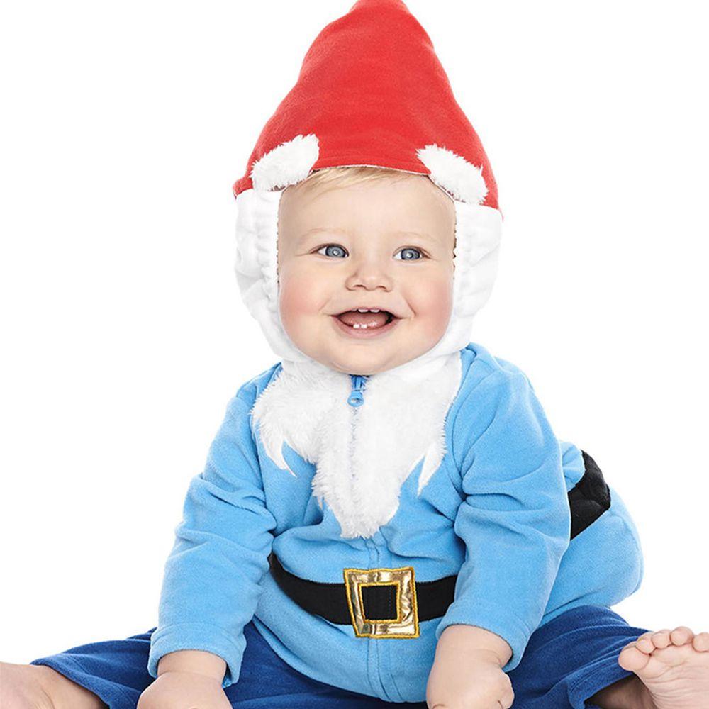美國 Carter's - 嬰幼兒造型套裝兩件組-小矮人