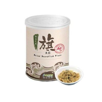 海苔芝麻純旗魚鬆-150g±5%