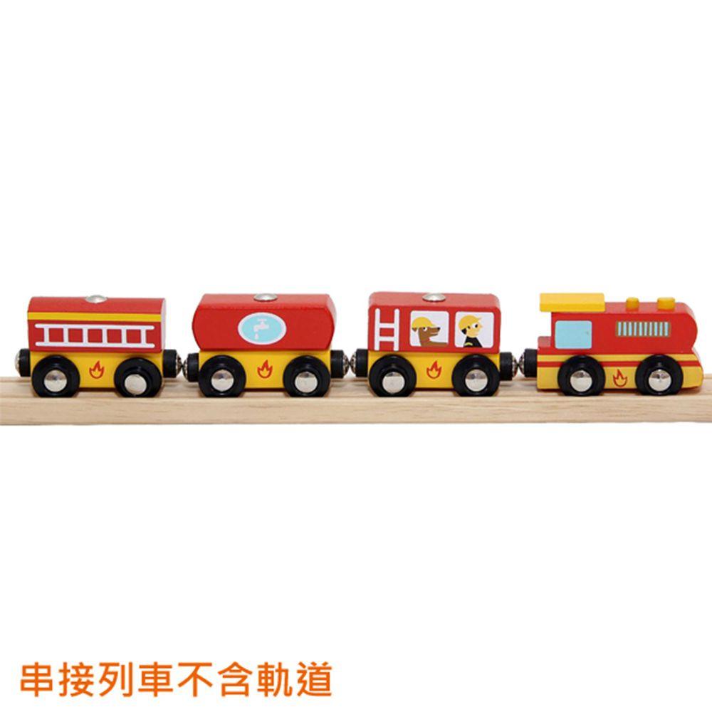 台灣 Mentari - 消防救援列車