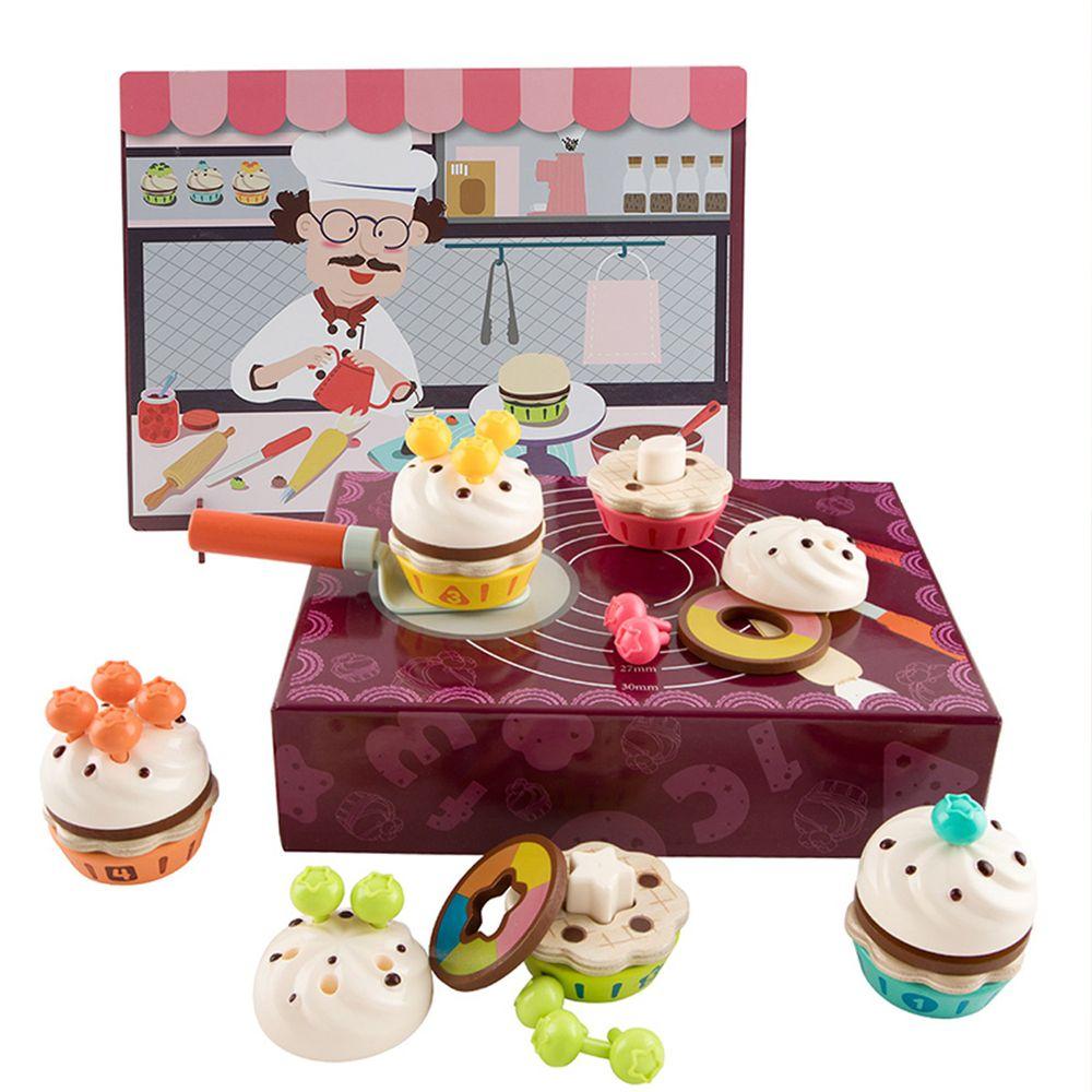 TOP BRIGHT特寶兒 - 數字123杯子蛋糕店