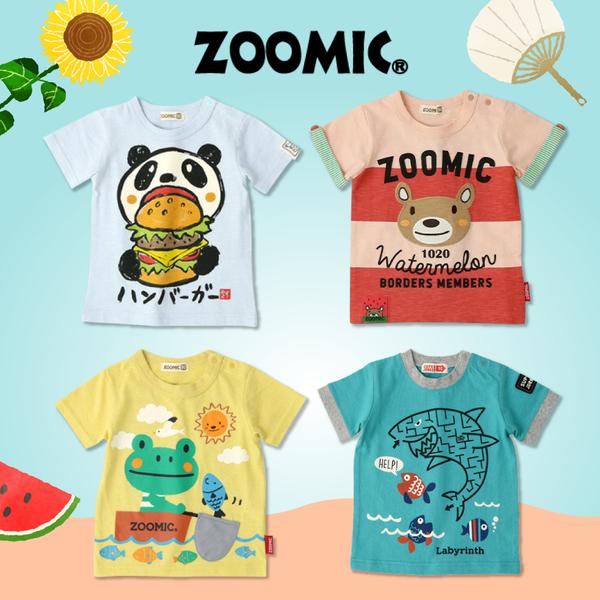 日本ZOOMIC #新品上市 動物造型夏裝