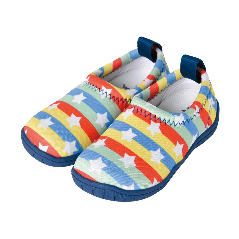 SkippOn - 兒童休閒機能鞋 - ISEAL VU系列-彩虹星星