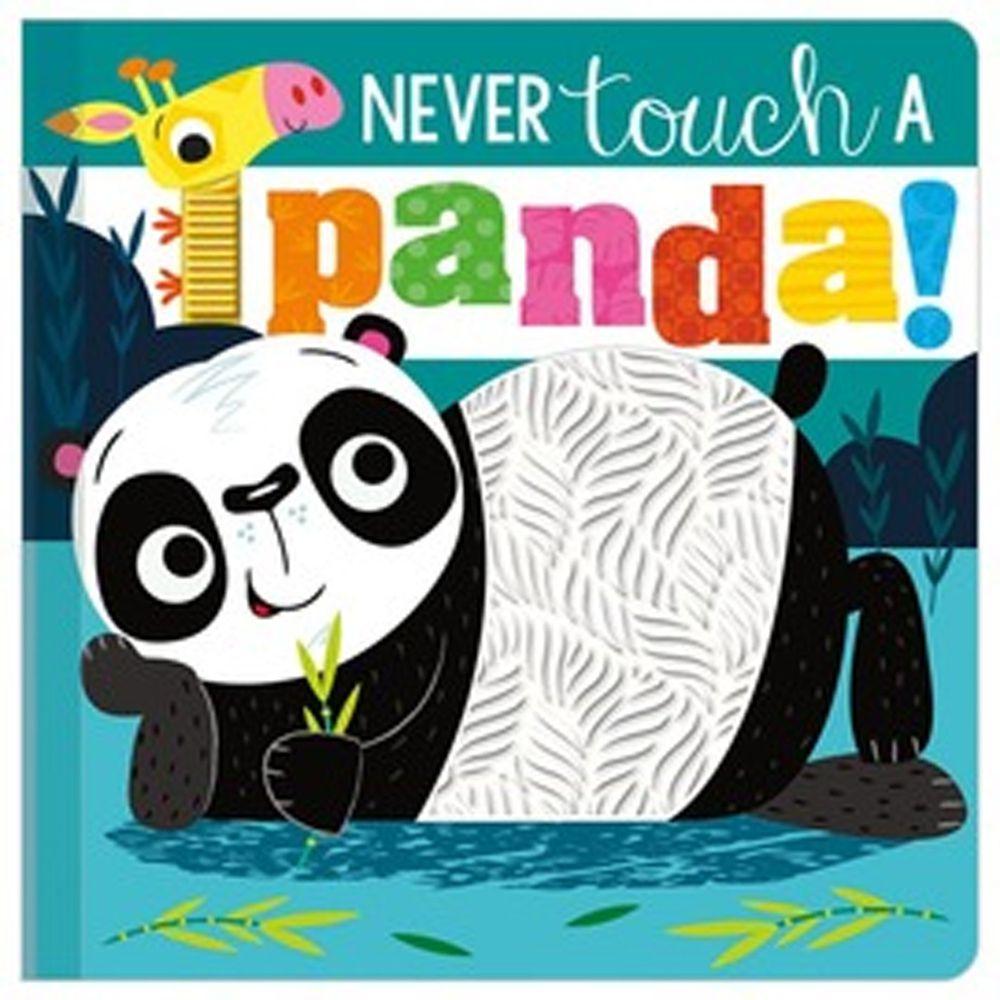 Never Touch a Panda 沒摸過的大熊貓(觸摸書)
