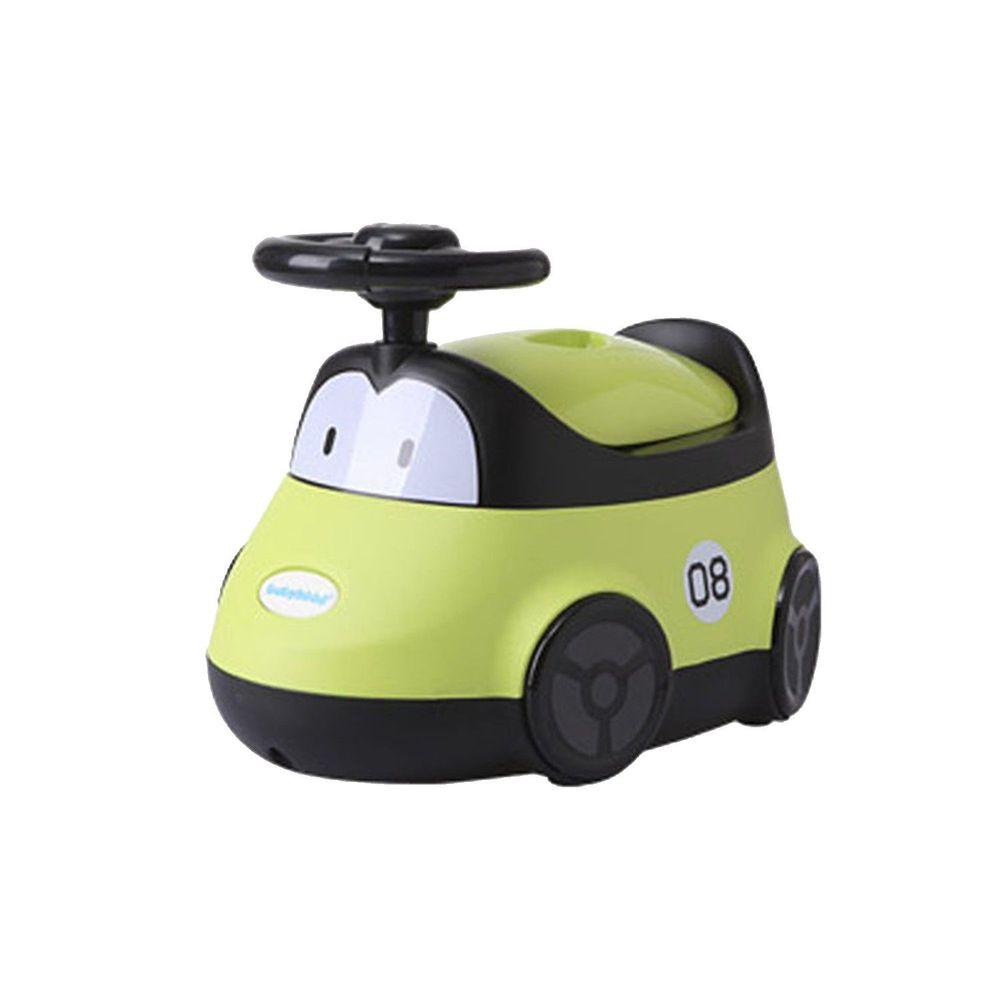 babyhood - 小汽車座便器-綠