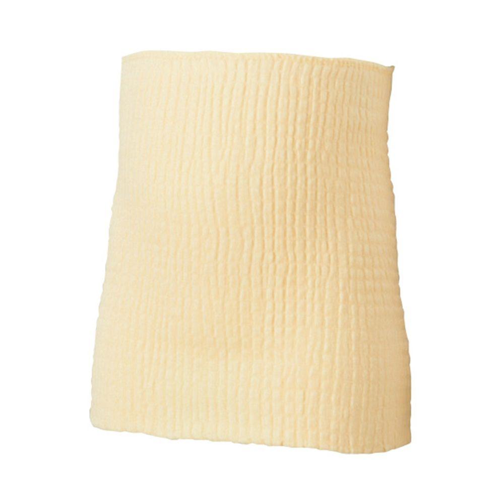 akachan honpo - 幼兒肚圍-棉質款-素面 奶油色 (80~95cm)