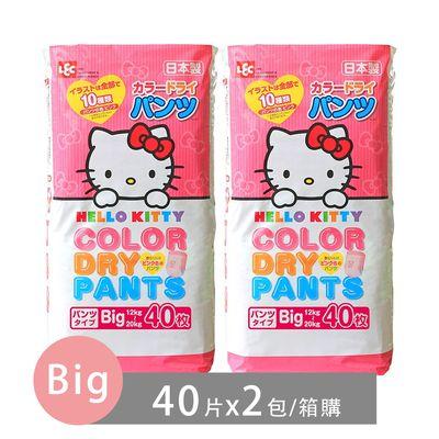 日本境內版Hello Kitty粉紅凱蒂褲箱購組
