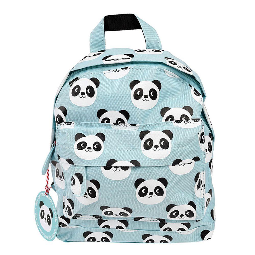 英國 Rex London - 幼兒/兒童後背包-可愛熊貓