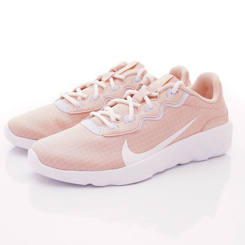 NIKE - 童鞋-超輕量簡約運動鞋款(女段)-粉