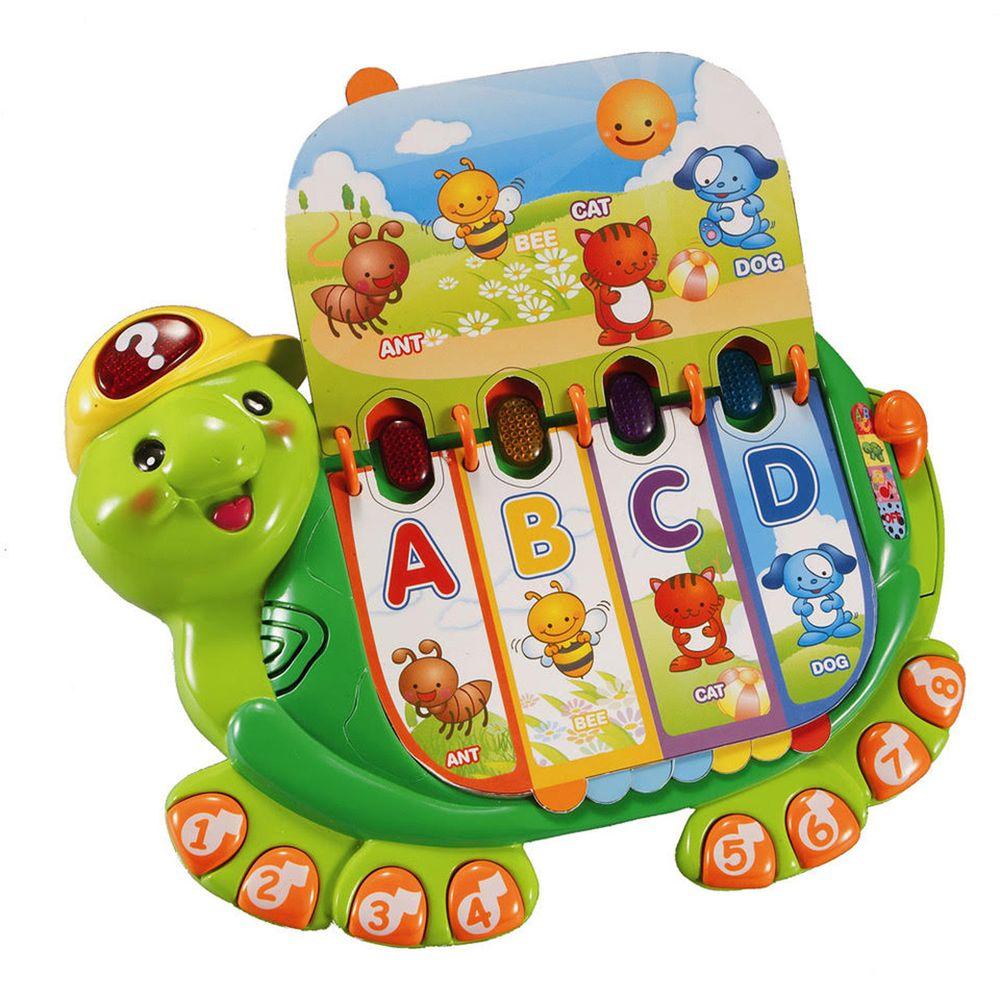 Vtech - 海龜寶寶字母學習書
