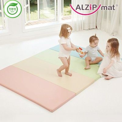 Alzipmat - ECO系列遊戲墊-經典色系 (G [200x140x4cm])