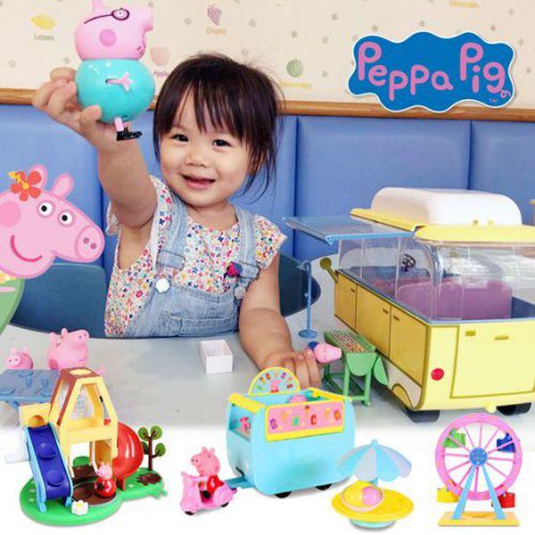 超人氣 ❤ Peppa Pig 佩佩豬玩具系列