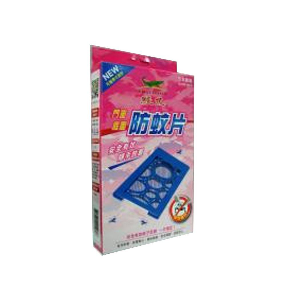 鱷魚 - 日本製 門窗庭園防蚊片-30日