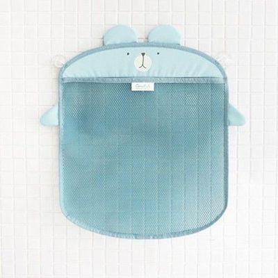 洗澡玩具收納袋-藍色小熊 (350*400mm)