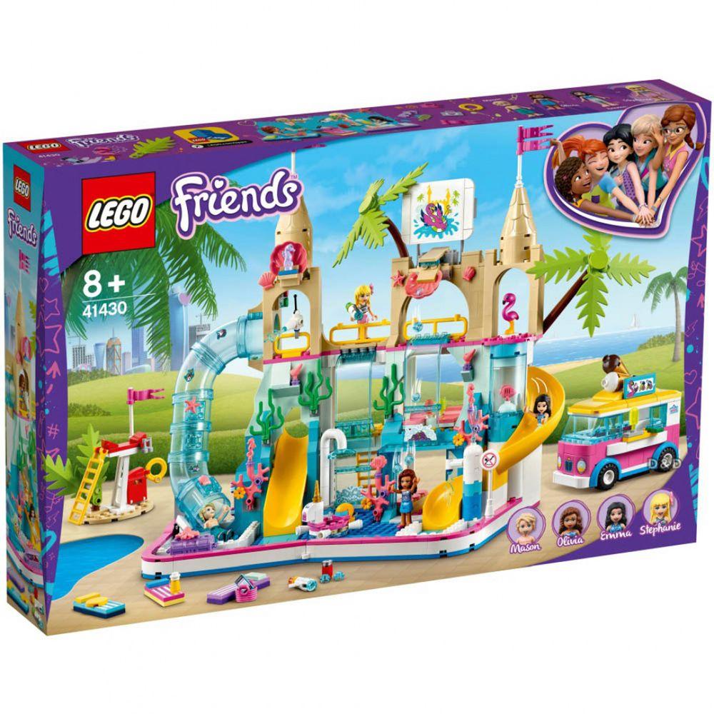 樂高 LEGO - 樂高積木 LEGO《 LT41430 》Friends 姊妹淘系列 - 夏日水上樂園-1001pcs