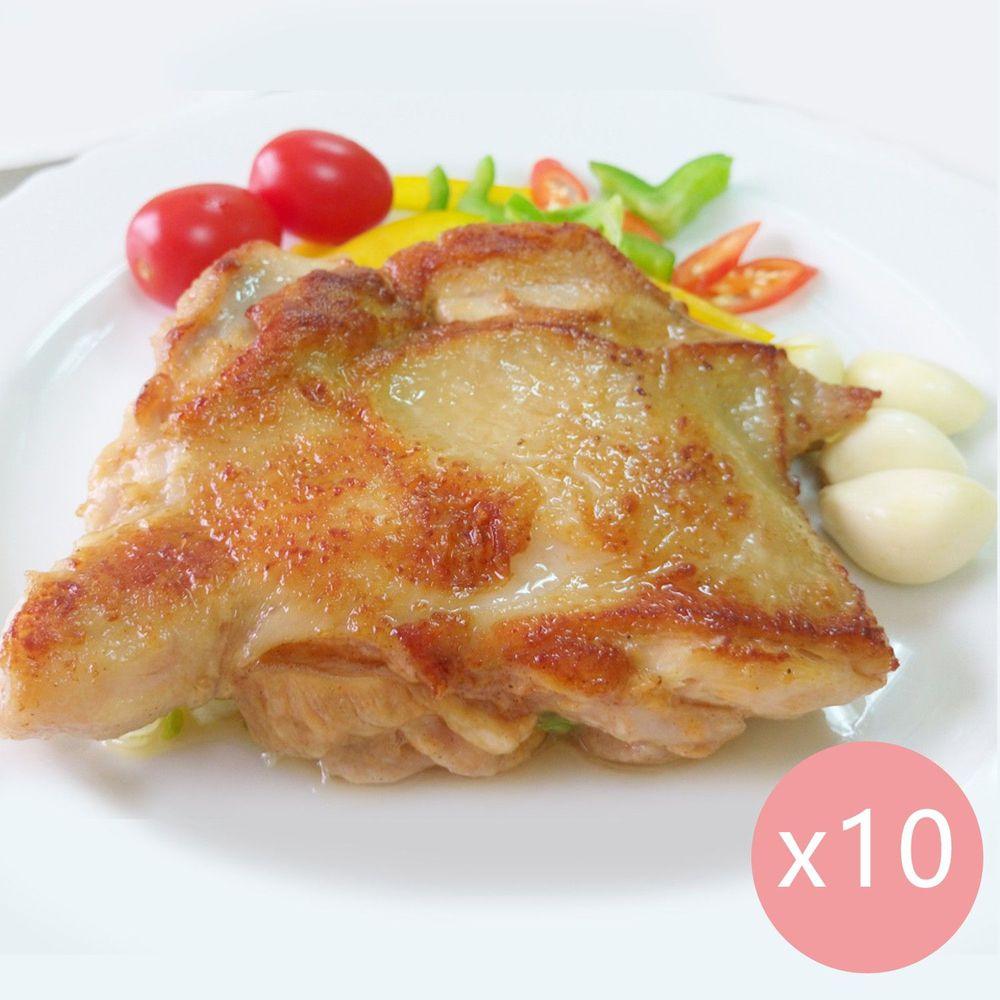 卜蜂 - 含運組-醃漬去骨雞腿排/蒜味(200g)