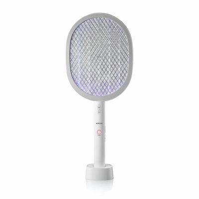 無線充電式二合一滅蚊器/電蚊拍/捕蚊燈