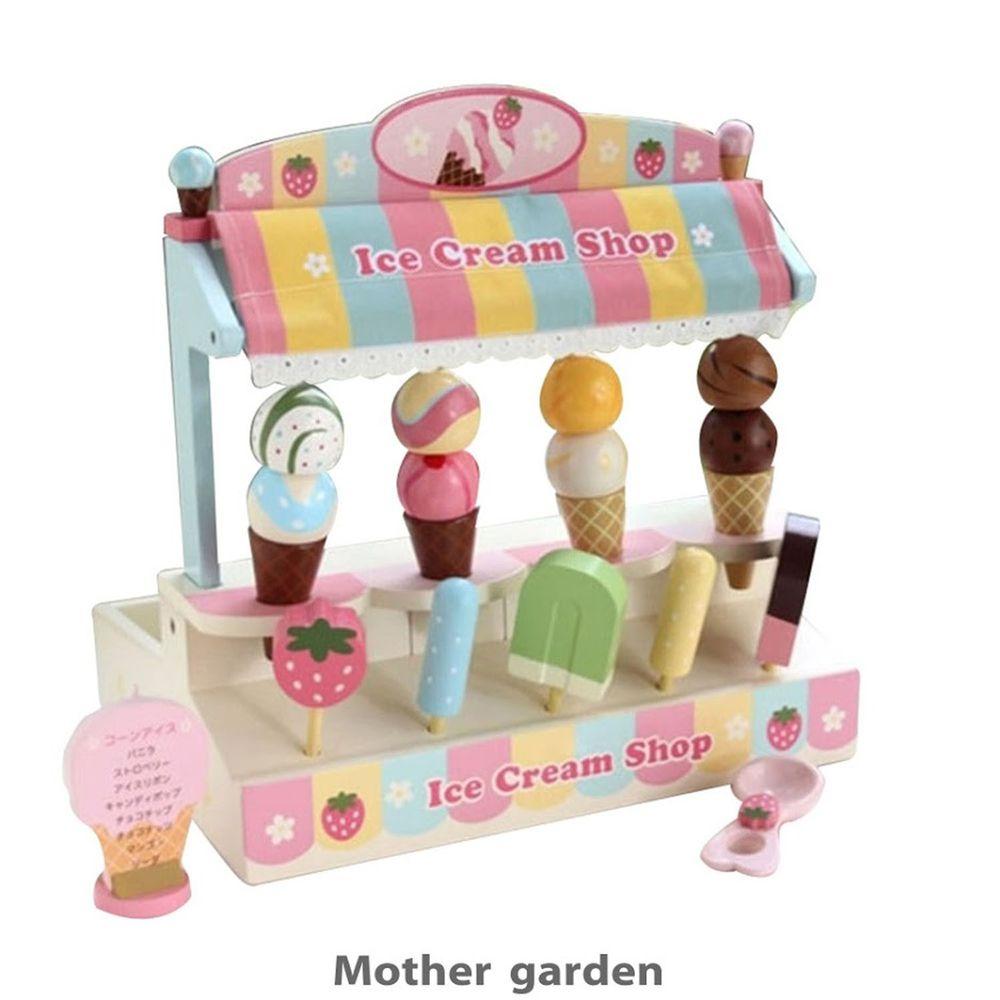 Mother Garden - 日本【Mother Garden】香濃冰淇淋專賣店
