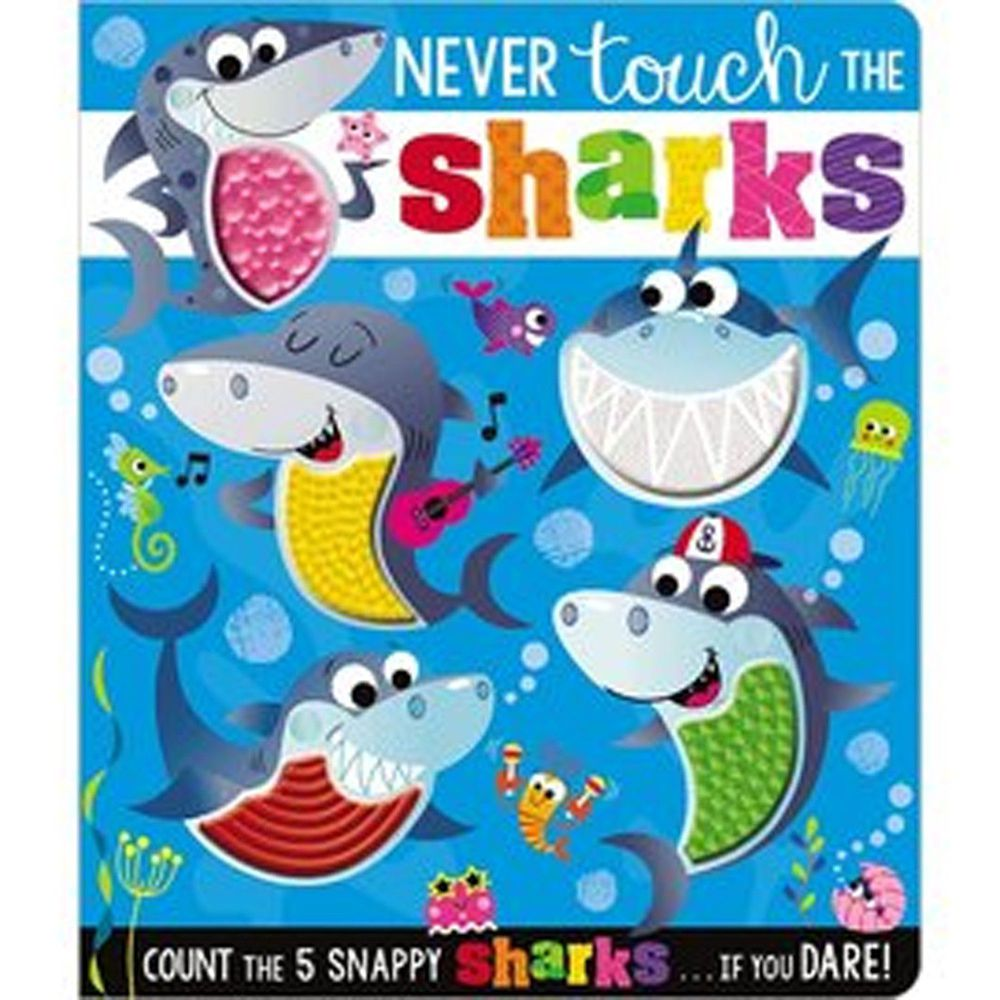 Never Touch the Sharks 千萬別碰好多鯊魚