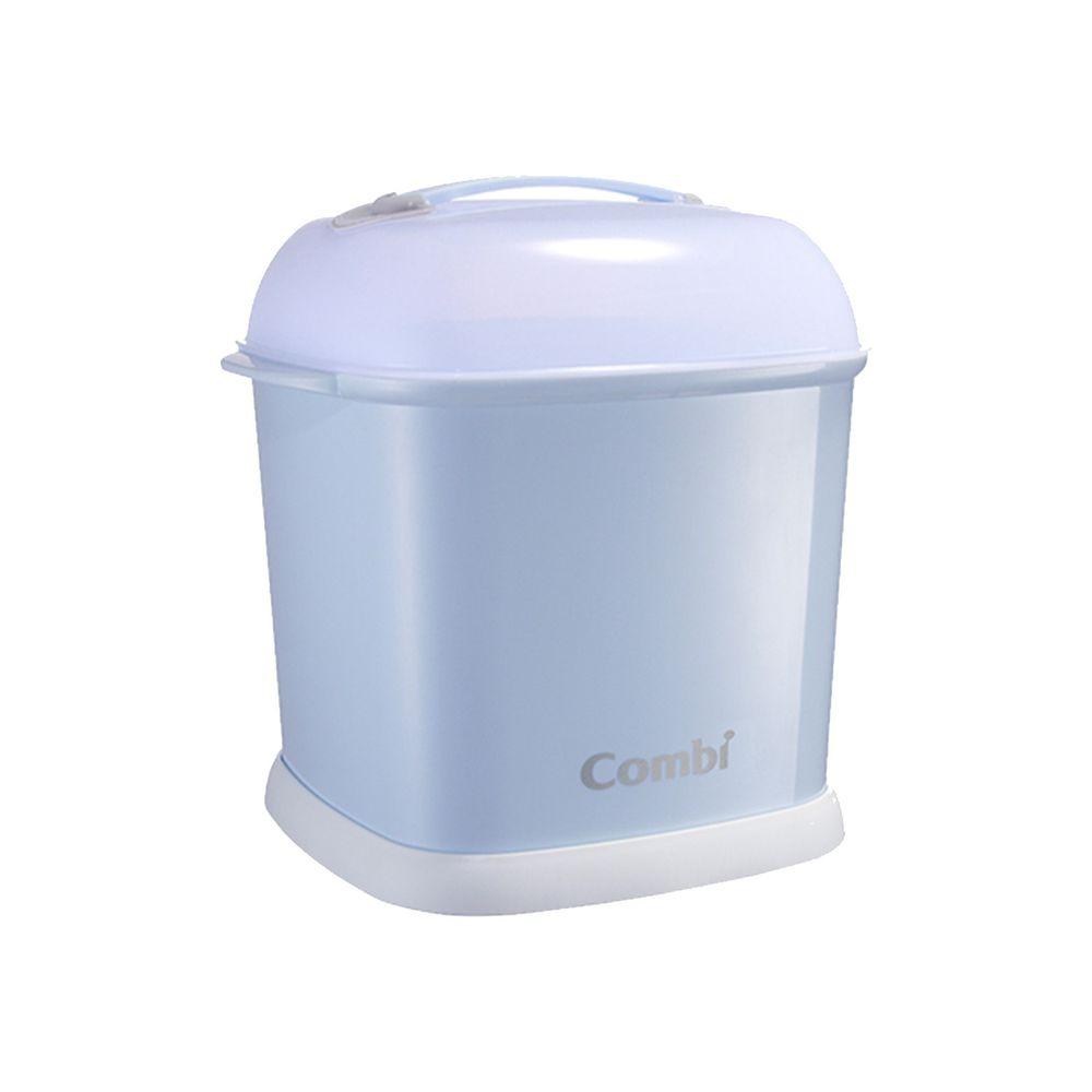 日本 Combi - Pro 360高效消毒烘乾鍋-專用奶瓶保管箱-靜謐藍