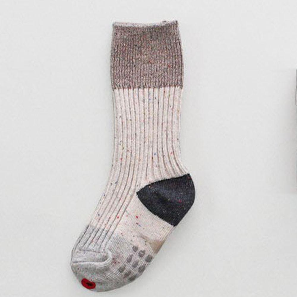 韓國 Kokacharm - 韓國製及膝襪-單件-Paris