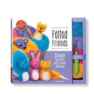 Felted Friends 戳戳紓壓羊毛氈