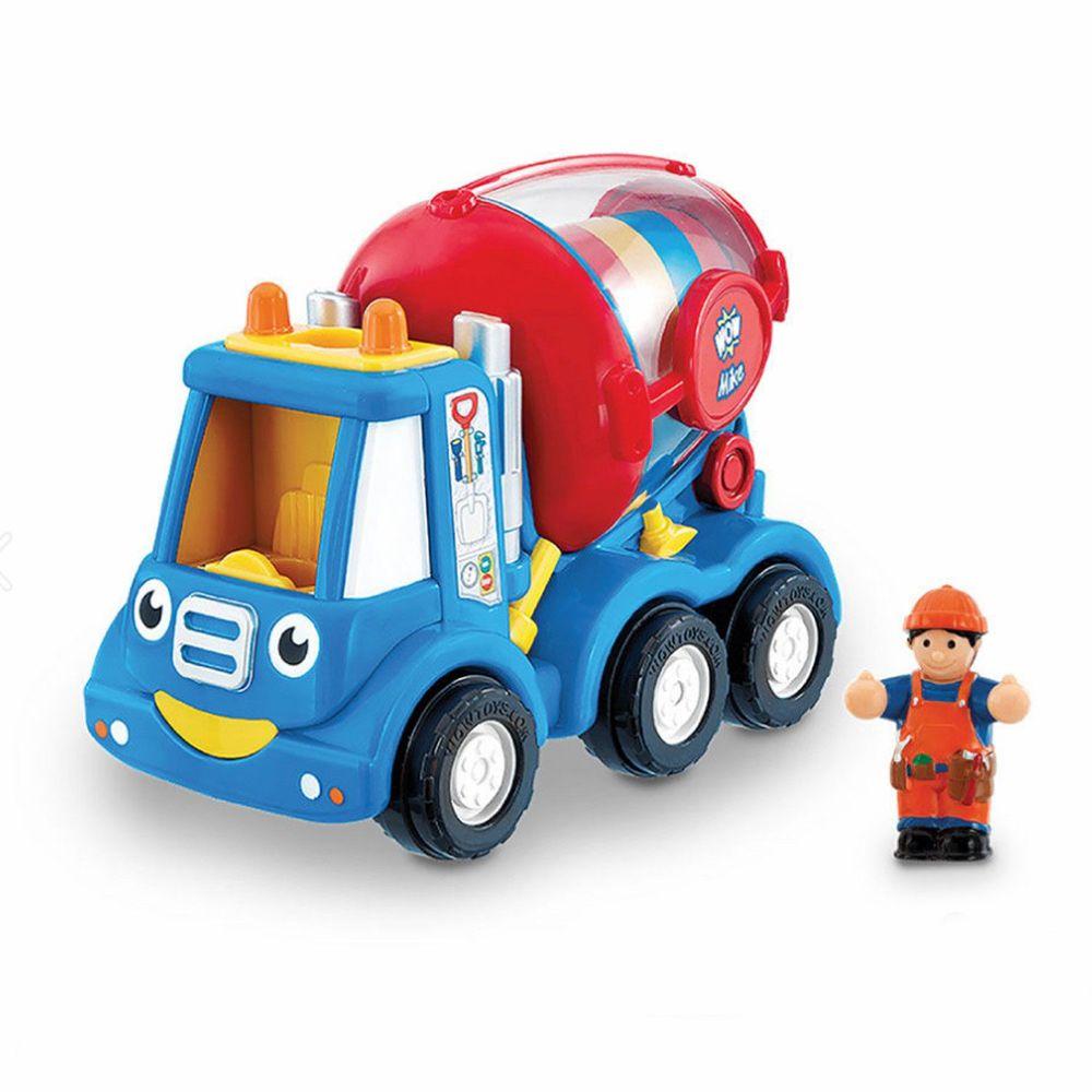 英國驚奇玩具 WOW Toys - 水泥車 麥克