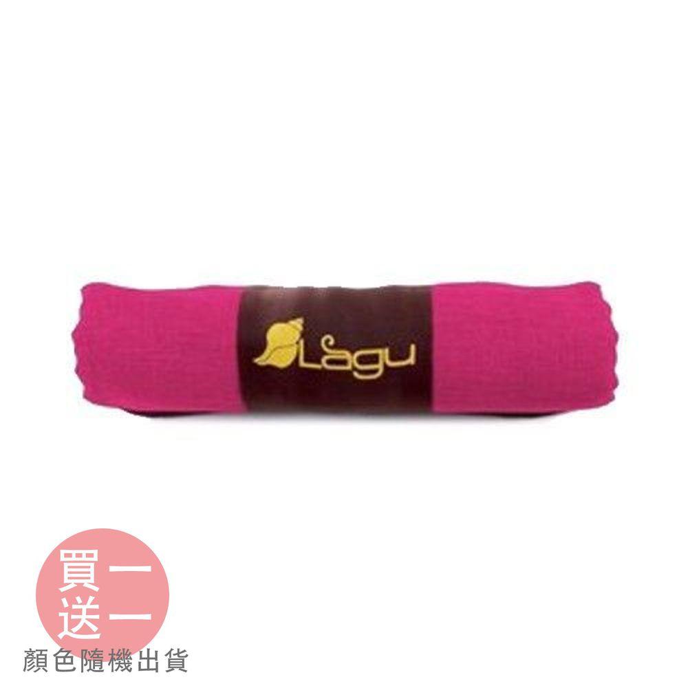 澳洲Lagu - 快乾防沙毯買一送一組-(贈品顏色隨機)-桃紅 (152x114cm)