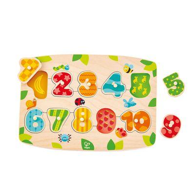 數字配對木拼圖-(新版)