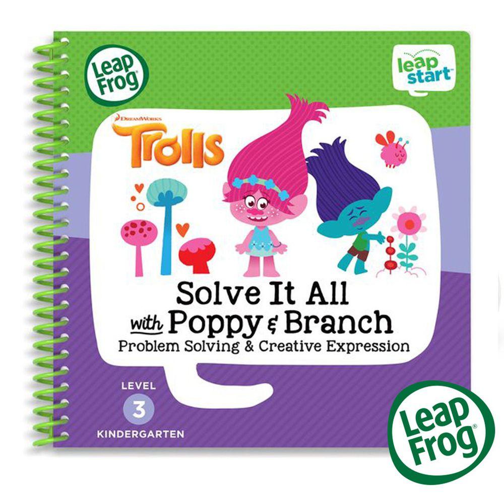 LeapFrog美國跳跳蛙 - LeapStart Sr. Books: 兒童10-魔髮精靈