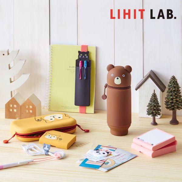日本 LIHIT LAB. 可愛動物文具