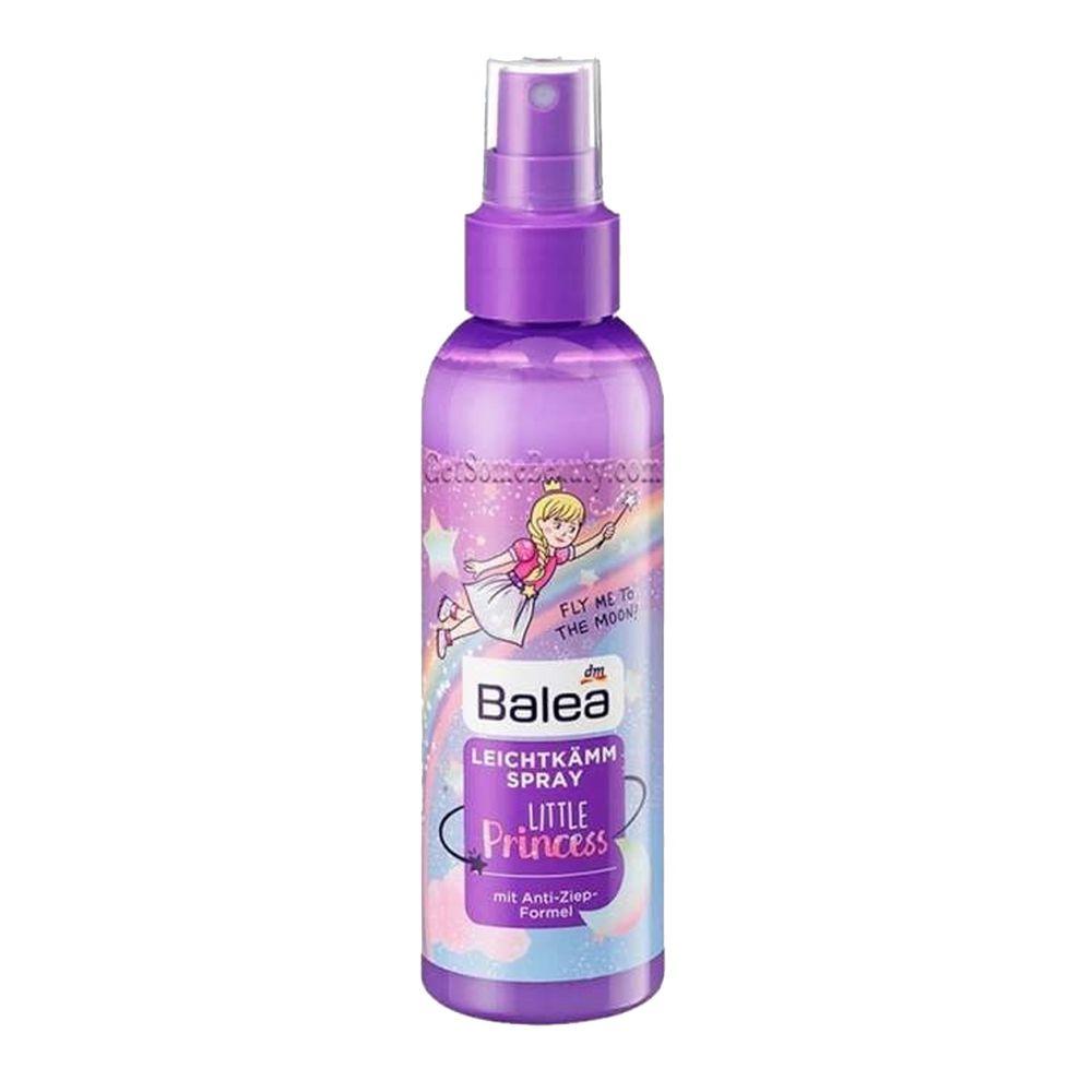 德國 DM-Balea Little Princess - 小公主Star柔梳兒童護髮噴霧-(150ml)