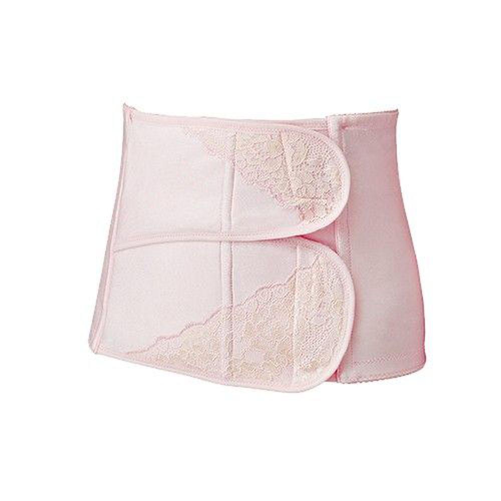 日本 Combi - 產後束腹帶-粉色