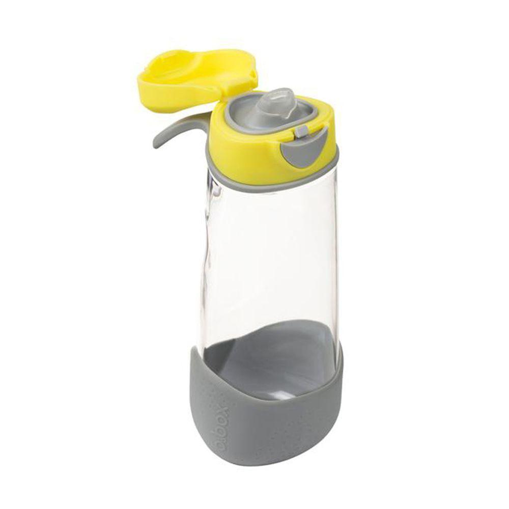 澳洲 b.box - 直飲水壺-檸檬黃-600ml