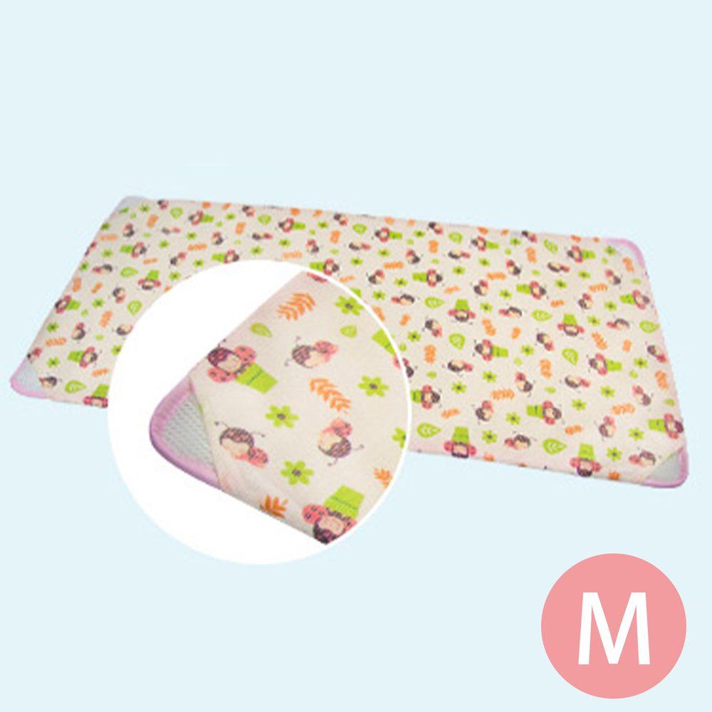 韓國 GIO Pillow - 智慧二合一床套-淘氣瓢蟲 (M號)