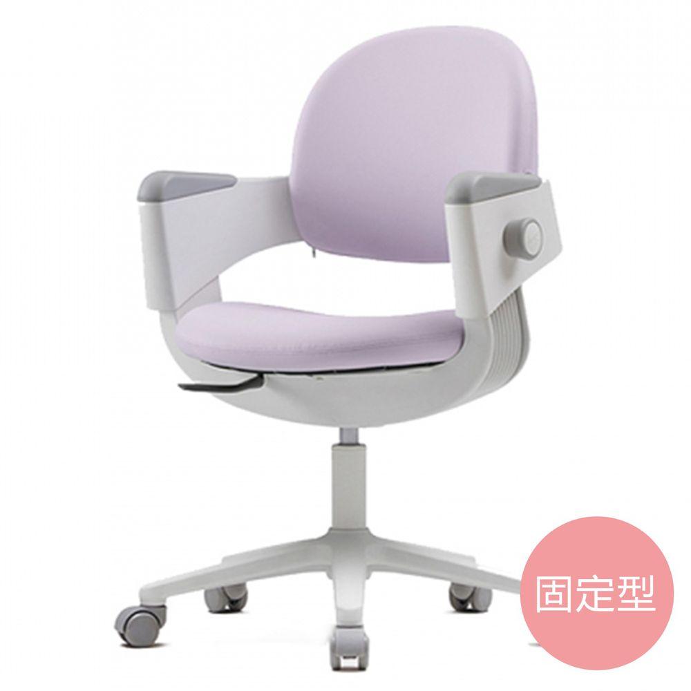 iloom怡倫家居 - Ringo-i (一秒收心-固定型) 專注學習兒童成長椅/兒童椅-夢幻粉紫