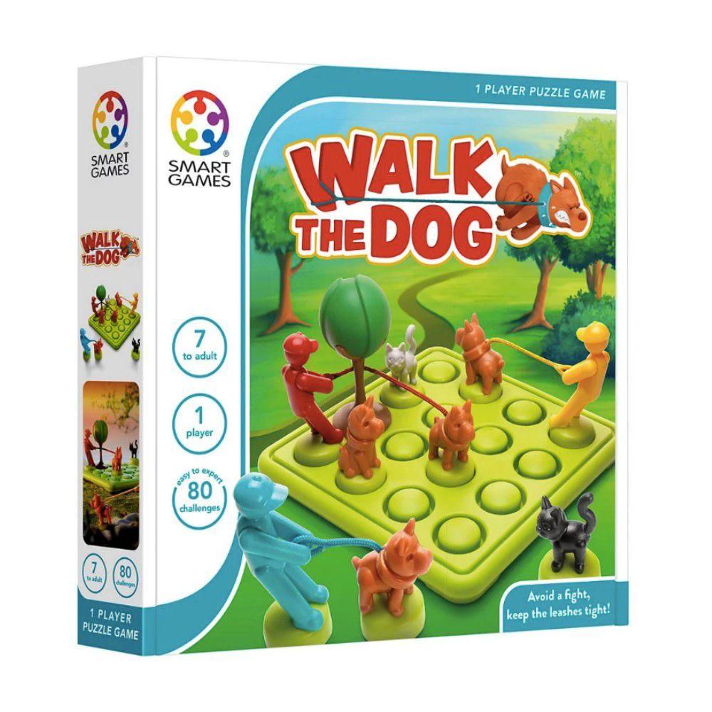 上誼文化 - 【比利時SMART GAMES】小狗散步-7歲以上