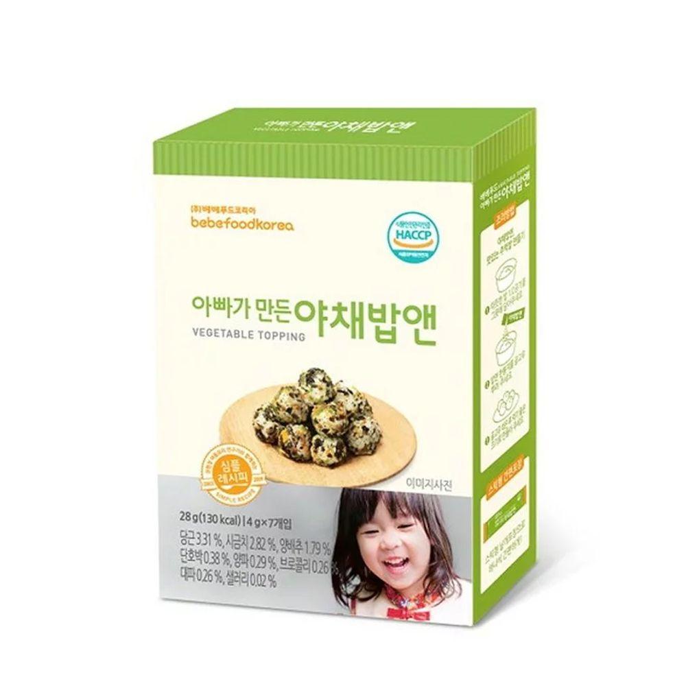 韓國bebefood寶寶福德 - 蔬菜拌飯料