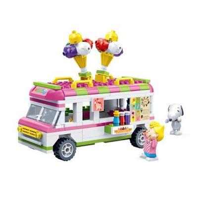 冰淇淋車-253片