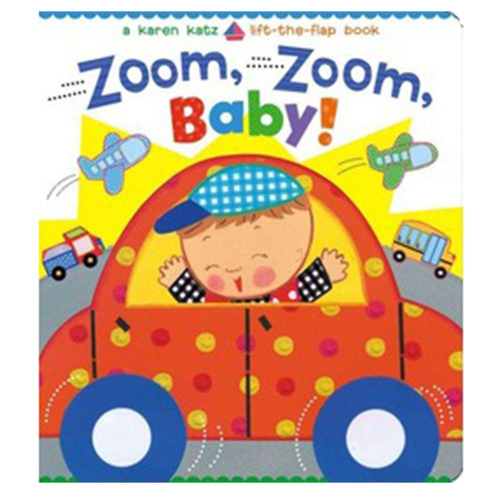 Zoom, Zoom, Baby! 寶貝! GO! GO!