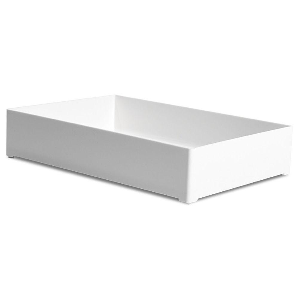 可堆疊桌面抽屜整理收納盒-特大號 (30x20x6cm)
