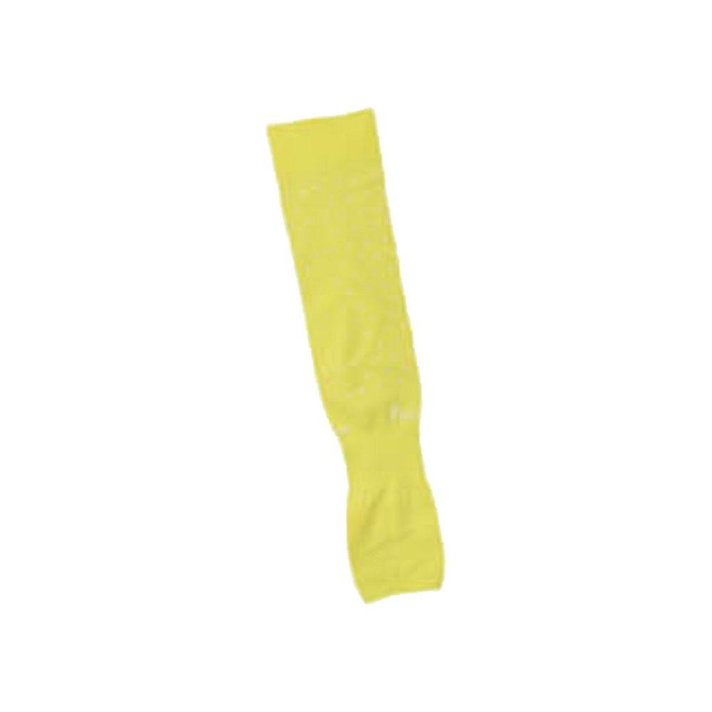 貝柔 Peilou - 高效涼感防蚊抗UV袖套-點點款-亮黃