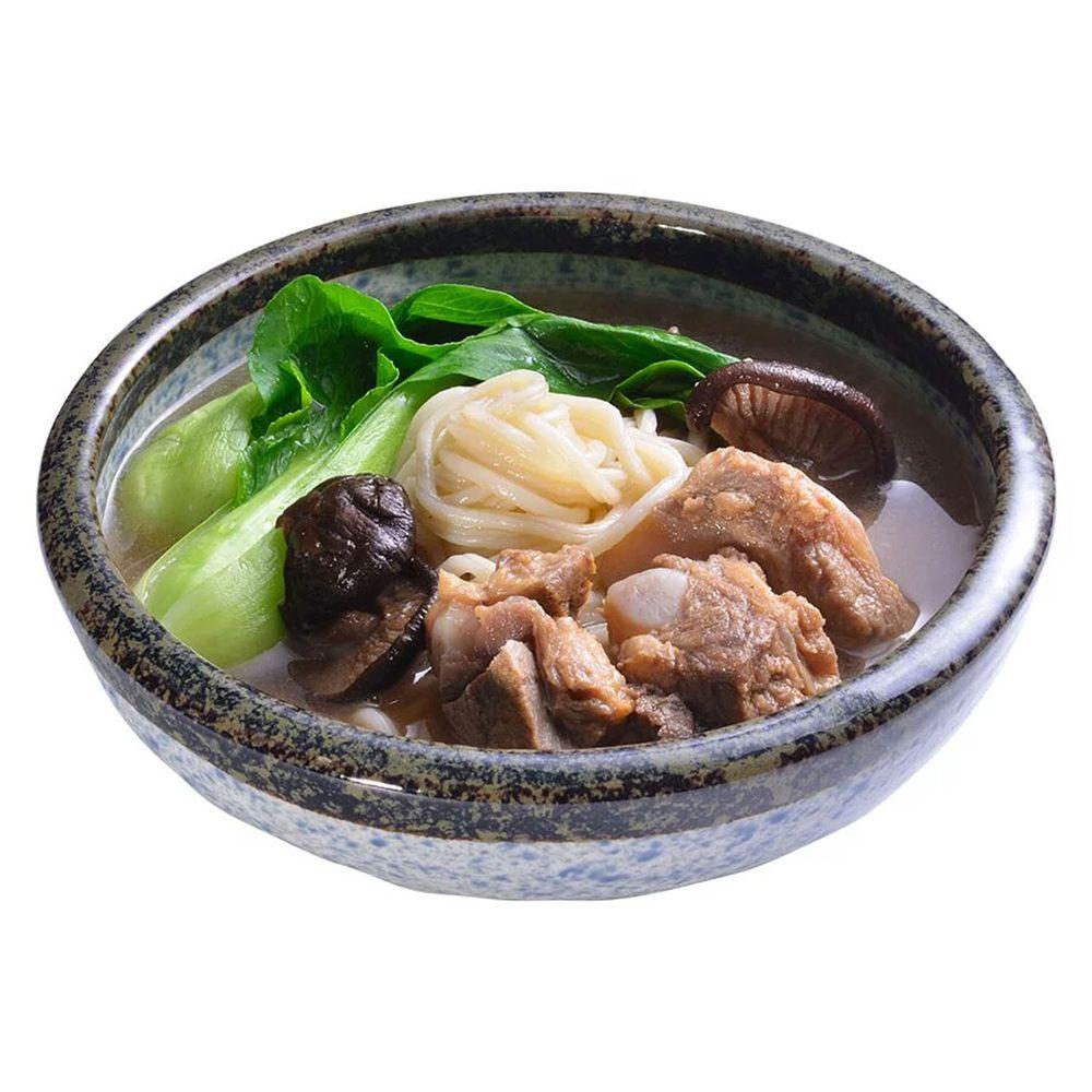 【國宴主廚温國智】 - 冷凍肉骨茶麵700g x1包