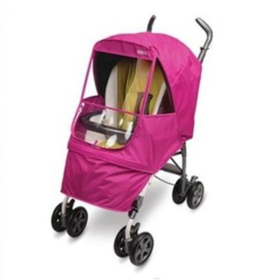 推車雨罩/推車罩_透氣防風/防雨/保暖_ iPOD系列-葡萄紫 (單一尺寸)