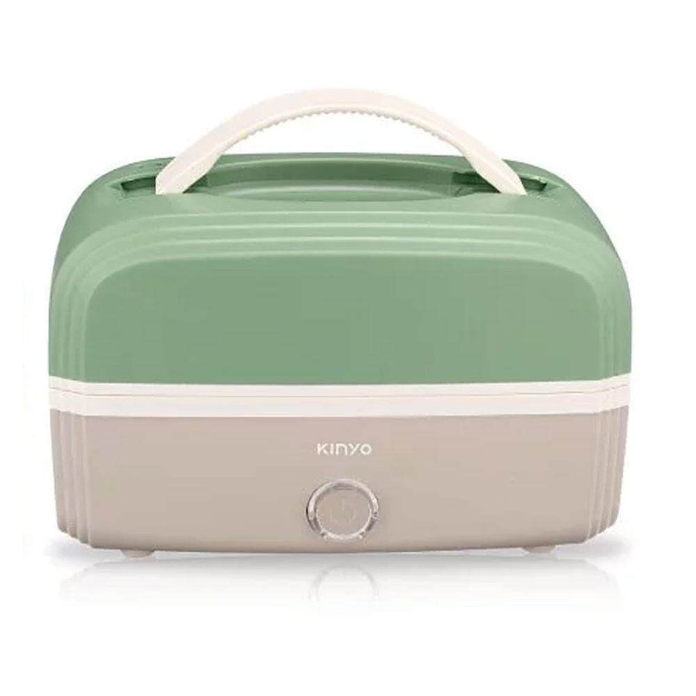 KINYO - 小飯包-多功能電子蒸飯盒 (ELB-5030)-奶油抹茶 (W242xH150xD122 mm)