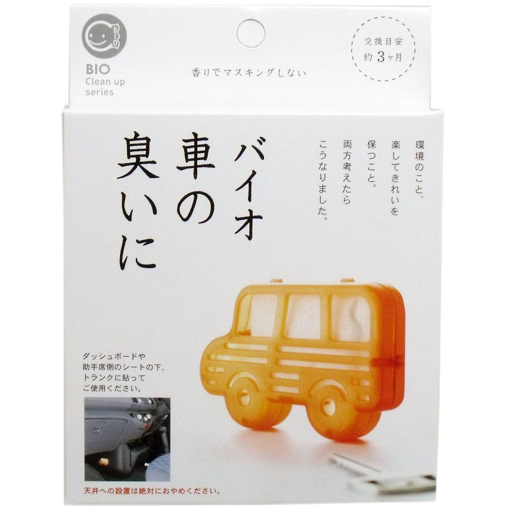 日本代購 - 日本製 POWER BIO 除臭貼片-汽車用