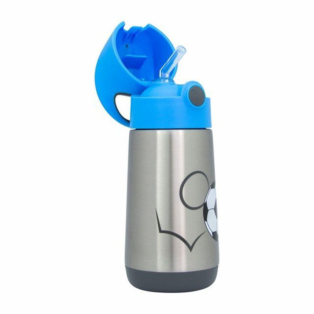 澳洲 b.box - 迪士尼不鏽鋼吸管保冷杯-米奇