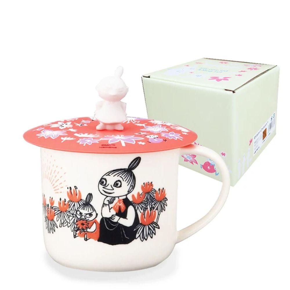 日本山加 yamaka - moomin 嚕嚕米彩繪陶瓷馬克杯禮盒-小不點-MM3002-11P